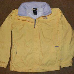 The North Face Hyvent raincoat 10/12 Medium